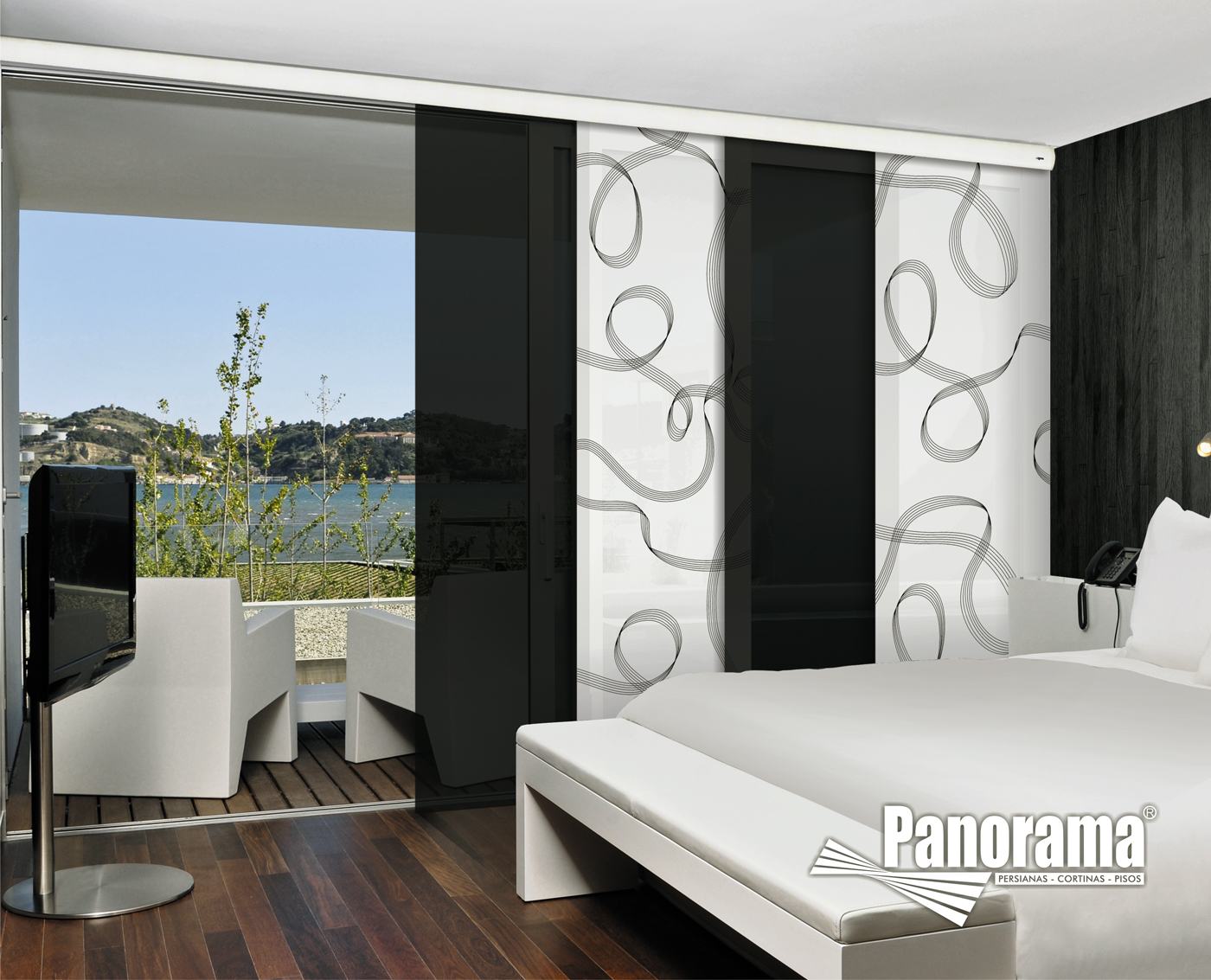Persianas modernas related keywords suggestions for Decoracion cortinas modernas